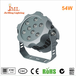 Drop Price!LED spotlight 54W 12V IP65 LED flood Light garden path Yard OutdoorLighting fountain lamp