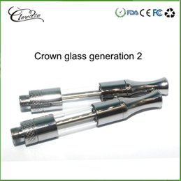 Wholesale Most popular products pyrex glass globe vaporizer organic hemp seed oil juju joint thc oil empty oil cartomizer