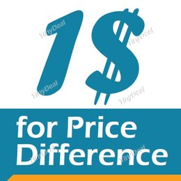 Wholesale payment for different extra cost diferent shipping fee etc