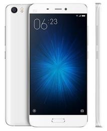Wholesale Original Xiaomi M5 Mi5 Cell Phone Snapdragon quot x1080 MP Quad Core GB GB Fingerprint ID NFC Quick Charge FDD LTE