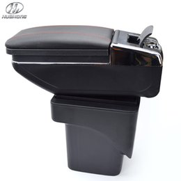Wholesale Update th For Ford Focus armrest box central Store content box products interior Armrest Storage Center Console car styling accessories