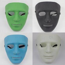 Wholesale BBOY Hip hop Masks Men Party Dance Performance Masquerade Masks JabbaWockeeZ Ghost Dance Show Masks Online Store