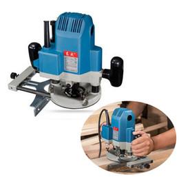 Wholesale Wood Router Bakelite Milling Engraving Machine Slot Machine Big Gong Trimmer