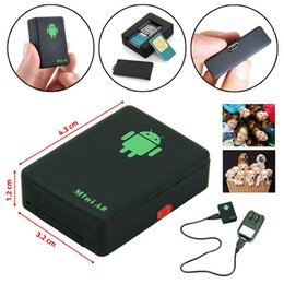 Mini A8 Global Real Time GPS Tracker GSM 850 900 1800 1900mhz GPRS  GPS Tracking Device SOS Device