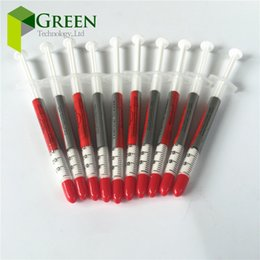 Wholesale New White HY410 thermal Grease Heatsink Compound Paste Thermal silicone For CPU GPU VGA Best cooling effect