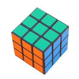 Wholesale Classic DIY Magic IQ Cube Brain Teaser Cubo Magico Speed Complete Toy Kit for Children