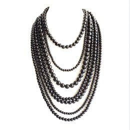 Free Shipping Statement Fashin Chunky Necklace, Wholesale Fashion Jewelry, Elegant Women Hot Sale New Arrival Necklace