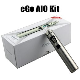 Joyetech eGo AIO Kit With 2.0ml Capacity 1500mAh Battery Anti-leaking Structure and Childproof Lock All-in-one style Device E-cigarette Kits