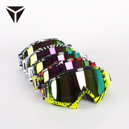 Wholesale Winter Ski Snow Snowboard Snowmobile Goggles Motorcycle Motocross Off Road Eyewear Downhill Dirt Bike ATV Glasses