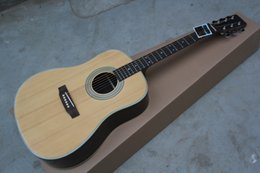 Wholesale best CUSTOM Acoustic Electric Guitars With FISHMAN pickup in stock HOT