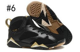Wholesale Air Retro platinum Olympic Games Champagne CIGAR Raptor VII Basketball Shoes Cheap Fashion Retro Sneakers