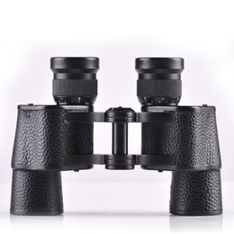 BIJIA HD 7X Military Binoculars 7X30 Portable Outdoor Mini Telescope BAK4 Porro Prism Telescope With Package