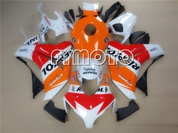 Wholesale Motorcycle Fairings For HONDA CBR1000RR Racing Fairings Aftermarket Fairings kit CBR1000 RR Repsol Replica