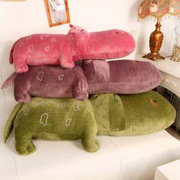 Wholesale 100cm manufacturers plush toy doll Hippo animal plush baby toys toys pillow wedding gift birthday gift