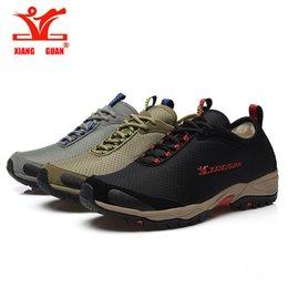 Wholesale Fashional XIANGGUAN Trail Climbing Shoes EVA Strong Shock Absorption Escort for you strong cushioning high quality drop shipping