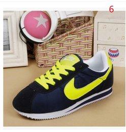 Wholesale men and women of the hot new brand shoes trend gump cortez shoes leisure Men s Fashion size