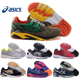 Wholesale Asics Onitsuka Tiger Gel Saga Men Women Running Shoes Original Cheap Jogging Sneakers Sports Shoes Size