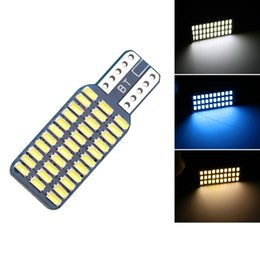 10 Pcs Car clearence light T10 3014 33 SMD 194 168 W5W PCB LED bulb dome light signal lamp auto LED high bright LED lamp error free DC 12V