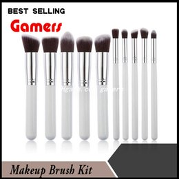 Wholesale Professional Makeup Brush Kit Make Up Brush Set Kits set Cosmetic Brush Set Kit Tool with Artificial fiber Hot Sale