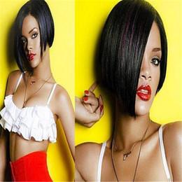 Brazilian Human Hair Bob Wigs Short Hair Lace Front Wig Bob Style Glueless Bob Full Lace Wigs short bob wigs for black women
