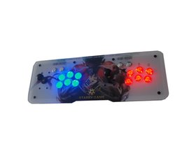 Wholesale LED Button version Ball rocker Storm Hero programs HDMI out home arcade upgrade edition the latest global exclusive sale equipment