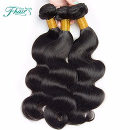 Cheap 8A Mongolian Body Wave Hair 3 Bundles Lot 100% Unprocessed Machine Double Weft Human Hair Extensions Free Shipping By DHL