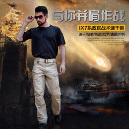 Wholesale Multicam Airsoft Military Camouflage IX7 pants Summer Breathable Quick Dry Hunting blind hunting clothing tactical combat pants