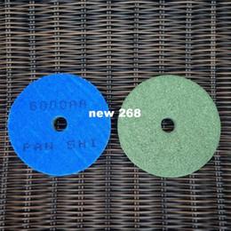 Wholesale Sponge Polishing Pad Inch Marble Polishing Abrasives Tools Stone Sanding Diamond Discs Buffing Pads Sandpaper Disc Sander