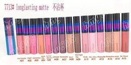 Wholesale NEW Health Beauty LONGLASTING MATTE COLOR