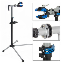 Wholesale Pro Bike Adjustable To Repair Stand w Telescopic Arm Cycle Bicycle Rack
