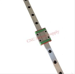 Wholesale CNC part MR12 mm linear rail guide MGN12 length mm with mini MGN12C linear block carriage miniature linear motion guide way