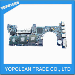 Wholesale Logic board MotherBoard For Macbook Pro quot A1260 A MB133LL A GHz T8300 CPU Early