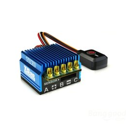 Wholesale New Rc Car Parts SkyRC Toro TS50 Brushless Automatic Electrical Speed Controller For Rc Car