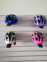 aibigao unibody camouflage Children'helmet cycling helmet