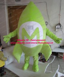 Wholesale Advanced Green Rocket Fire Arrow Guided Missile Bullet Cartridge Mascot Costume Cartoon Character Mascotte White Belly ZZ529 FS