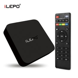 Wholesale iLepo Quad Core mxq k Android box KODI RK3229 K R9 K TV BOX HD Output smart Media Boxes mxq k better than MXQ Two year warranty