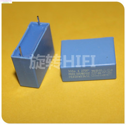 Wholesale Real Supercapacitor Capacitor Bolsa Bc Mkp X2 uf nf vac New Coupling Capacitance P22 For