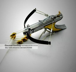 Wholesale Super mini crossbows Made by Full Stainless Steel