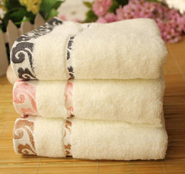 Wholesale 34x75CM NM14 Cotton organic Face Cleaning Towel Cloth Gift towel cleanser soft for gym men baby travel
