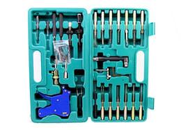 Wholesale DHL Super Locksmith Supply Set Fast Civil Lock Terminator Civil Opener Tools Faster High Quality Lock Picks Tools Set SYG