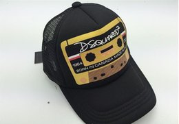 Wholesale High quality Leisure cap Baseball cap Cotton cap Net surface breathable Hat Audio tape printing caps