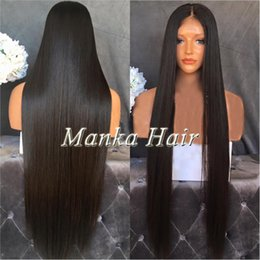 full Density Lace Front Human Hair Wigs indian human Hair Front Lace Wigs Straight Full Lace Human Hair Wigs For Black Women