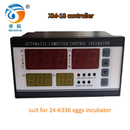 Wholesale Fully automatic Incubator Thermostat Temperature Regulator Controller egg incubator digital temperature controller for egg incubator XM
