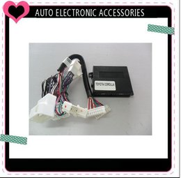 Car power window closer for T*o*y*o*t*a Corolla(08-14)   Camry(08-14) RAV4(08-14) DC 12V Voltage automatic close windows intelligently