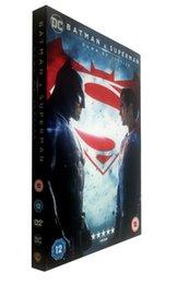 Wholesale Batman v Superman Dawn of Justice Single Disc set Uk Version Region Boxset New