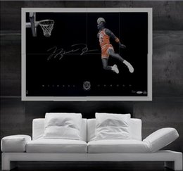 Wholesale Michael Jordan MJ Air Jordan Poster print wall art picture parts giant huge NO3