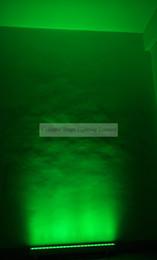 Free shipping High quality 24x3W RGB 3in1 Tri 1M Long LED Wall Washer Light Tri Wallwasher