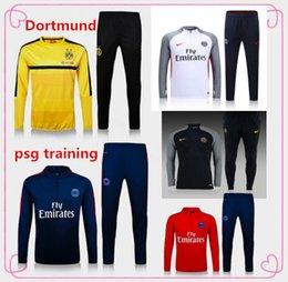 Wholesale New psg Training clothes sportswear top quality AC Milan Dortmund Juventus Barcelona jerseys