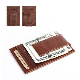 Wholesale-Hot Sale 2016 Men Wallet Short Skin Wallets Purses Fashion Synthetic Leather Money Clips Solid Thin Wallet For Men porte monnaie