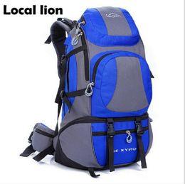 New 2016 Waterproof Nylon Backpacks Outdoor Sport Hiking Backpacks Camping Travel backpack Men's Tactical Backpack Rucksack 38L